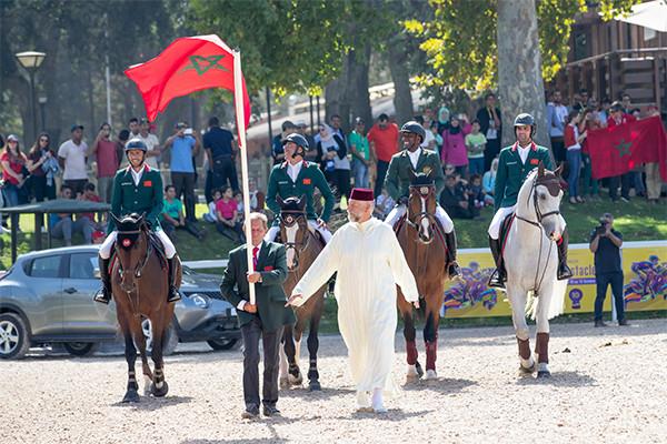 Le Maroc sort avec les honneurs