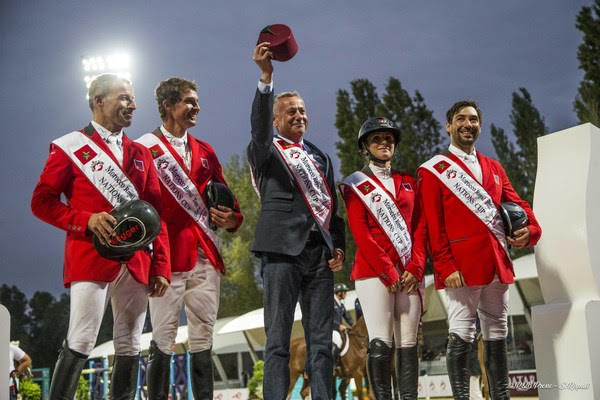 La Suisse conserve son titre dans la Coupe des Nations de Rabat