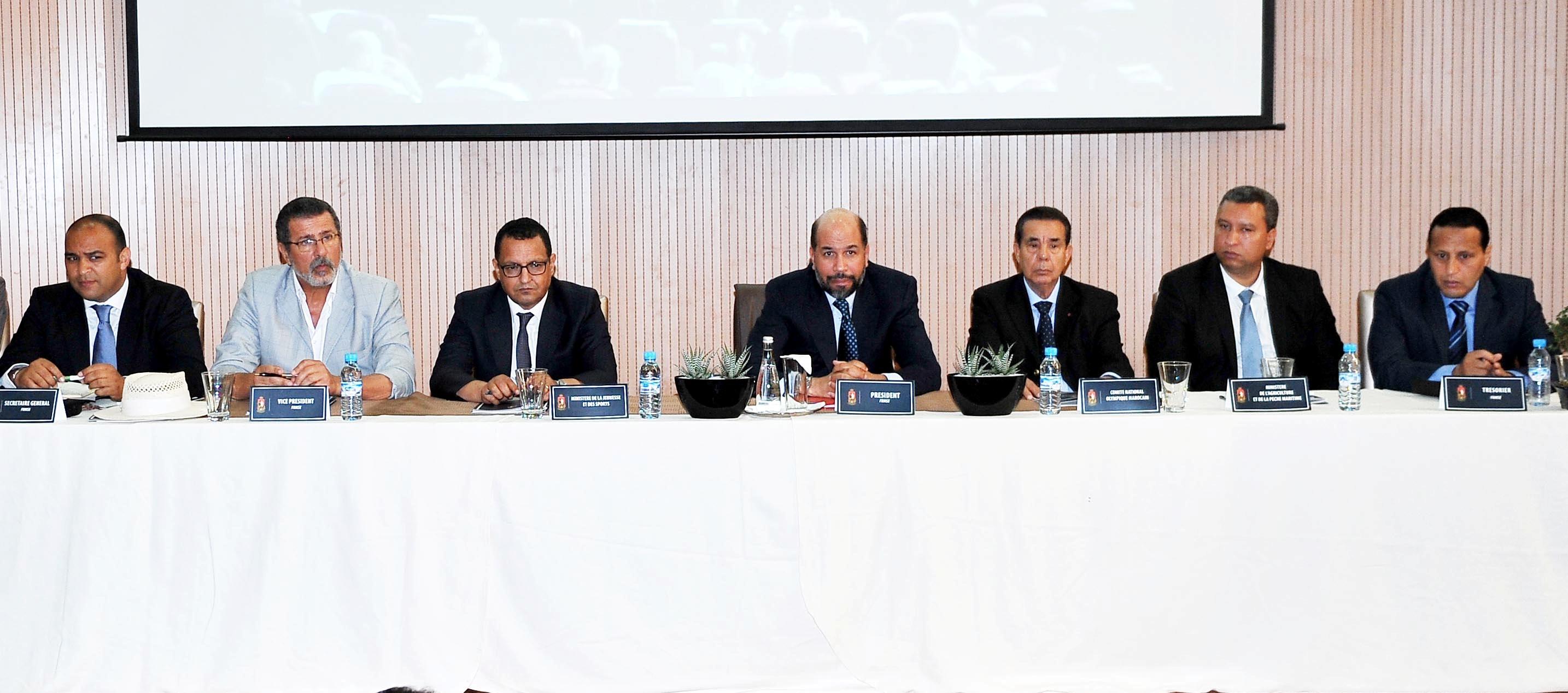 مولاي عبد الله العلوي يشدد على أن تأهيل الأندية شرط أساسي للرفع من مستوى رياضة الفروسية
