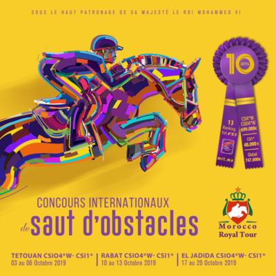 Lancement du Morocco Royal Tour qui célèbre son dixième anniversaire