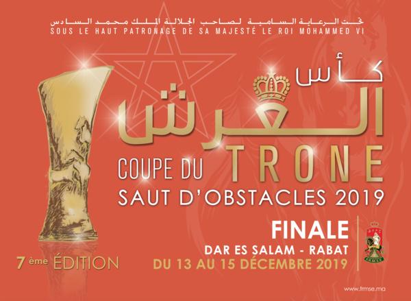 7ème édition de la Coupe du Trône en Saut d'Obstacles