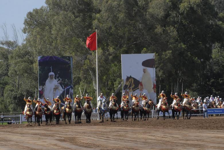الدورة 16 لجائزة الحسن الثاني التبوريدة تكريس لجمالية هذا الموروث التاريخي بالمغرب