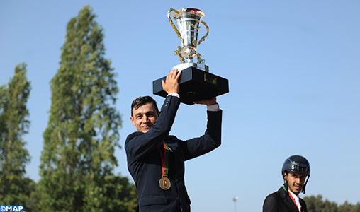 Hicham Er-Radi Champion Senior 2019