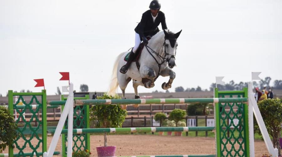 Majid Djaidi & Dino W s'adjugent le Grand Prix du CSO 3* Domaine de Sidi Berni